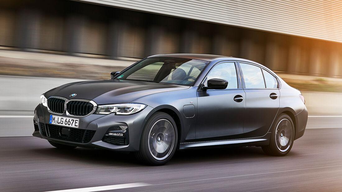 01/2021, BMW 320e Limousine Plug-in-Hybrid