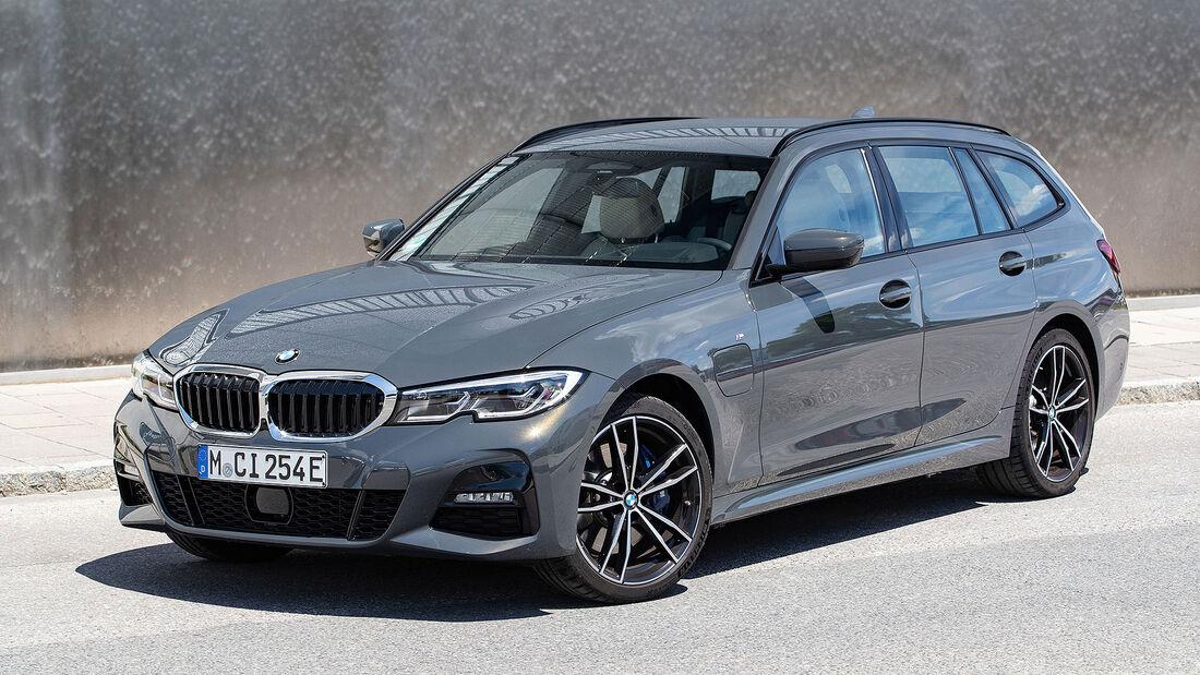 01/2021, BMW 320e Touring Plug-in-Hybrid