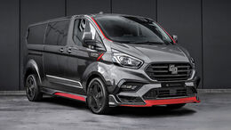 01/2021, Ford Transit Custom von Carlex Design