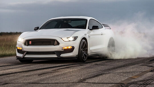 01/2021, Hennessey Ford Mustang Shelby GT350R