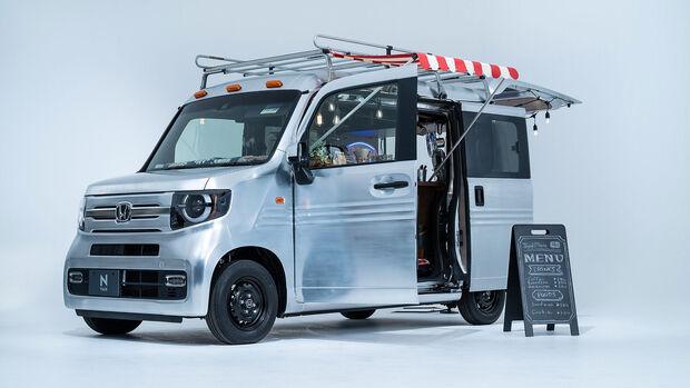 01/2021, Honda N-Van Custom für den Tokyo Auto Salon