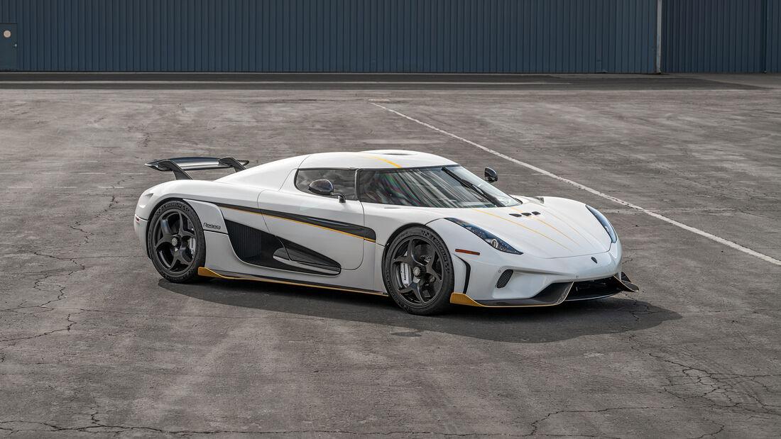01/2021 Koenigsegg Regera