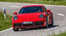 01/2021, Kosten & Realverbrauch Porsche 911 992 Carrera