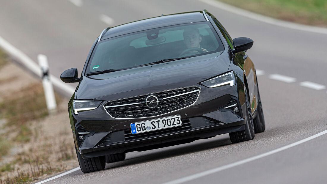 01/2021, Kosten & Verbrauch Opel Insignia Sports Tourer 2.0 Diesel Ultimate
