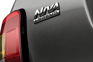 Lada 4x4 heißt wieder Niva