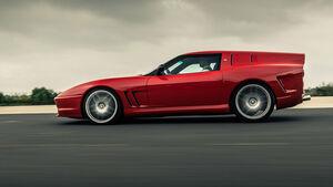 01/2021, Niels van Roij Ferrari 550 Maranello Breadvan Hommage