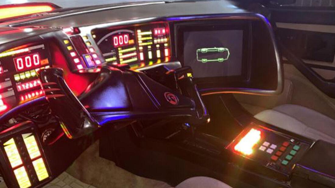 01/2021 Pontiac Firebird KITT Hasselhoff