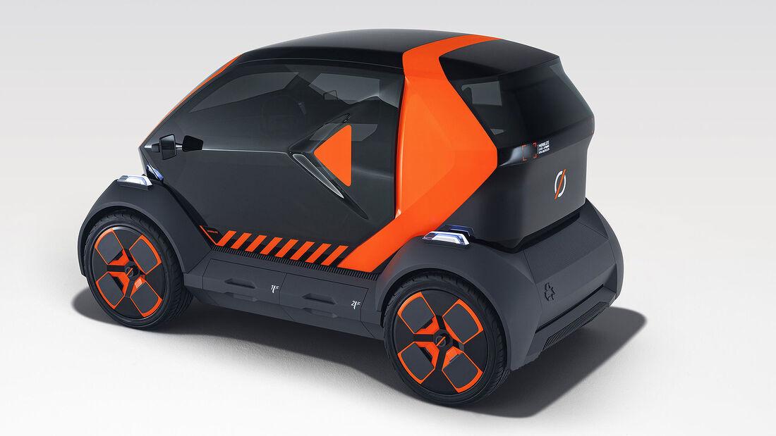 01/2021, Renault Mobilize EZ-1 Prototype