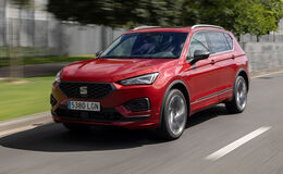 01/2021, Seat Tarraco 2.0 TSI 245PS DSG 4Drive