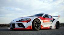 01/2021, Toyota GR Supra Drift Car autonom