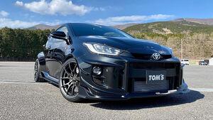 01/2021, Toyota GR Yaris von Tom's Racing