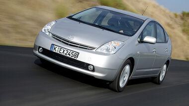 01/2021, Toyota Prius 2. Generation
