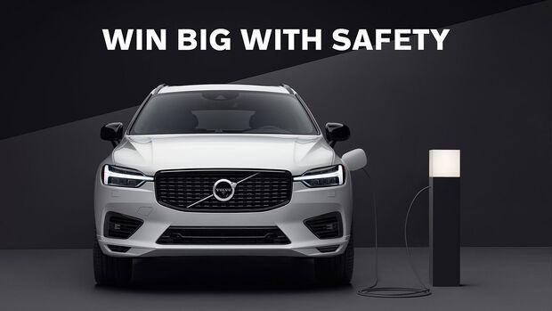 01/2021, Volvo Super Bowl Werbeaktion Safety Sunday 2021