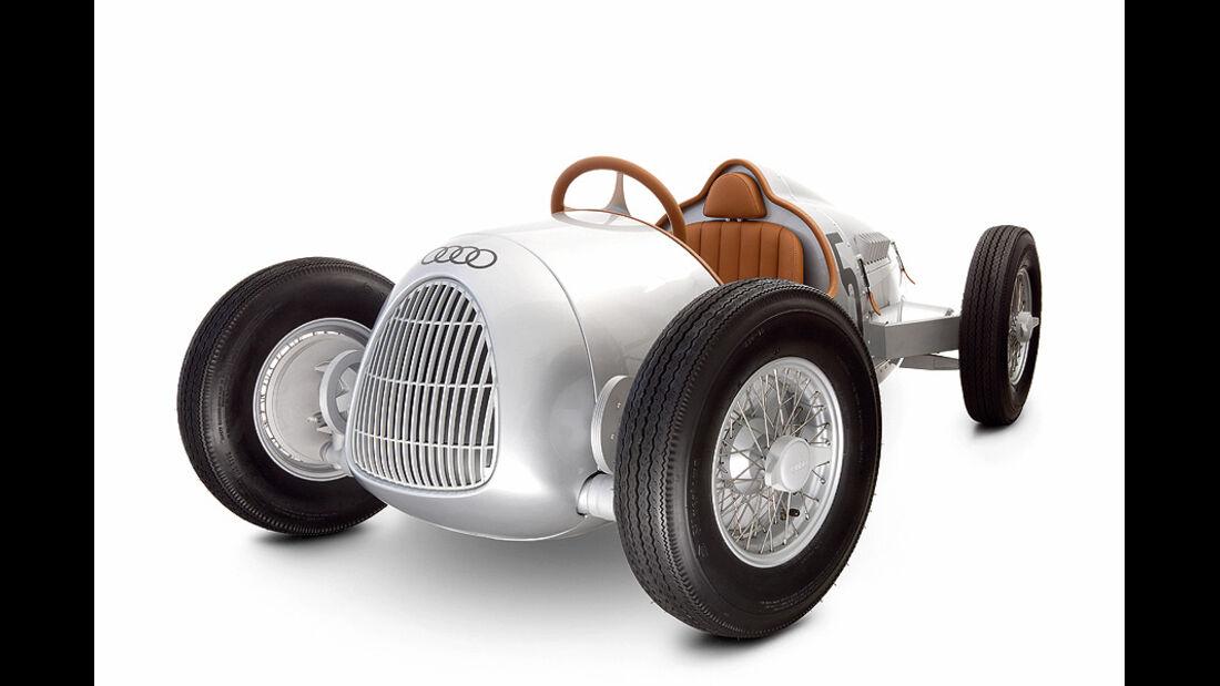 0111, Audi Auto Union Typc C Tretauto