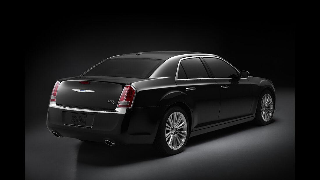 0111, Chrysler 300 C