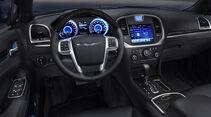0111, Chrysler 300 C, Innenraum