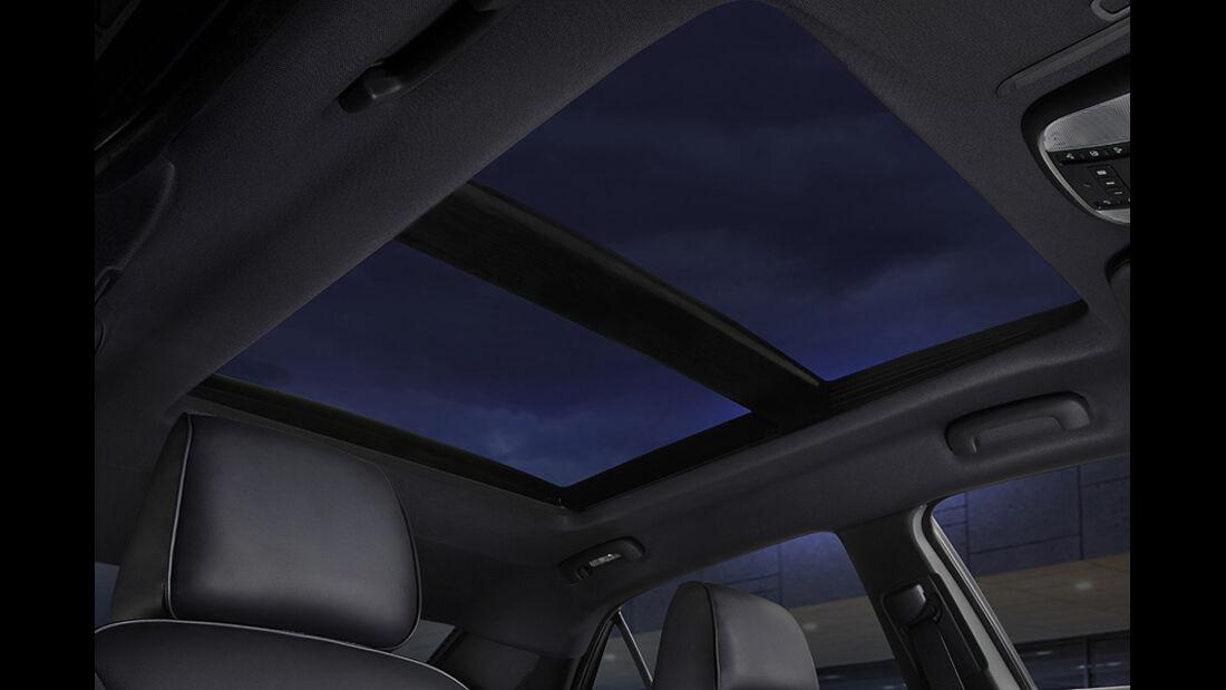 0111, Chrysler 300 C, Panoramaglasdach