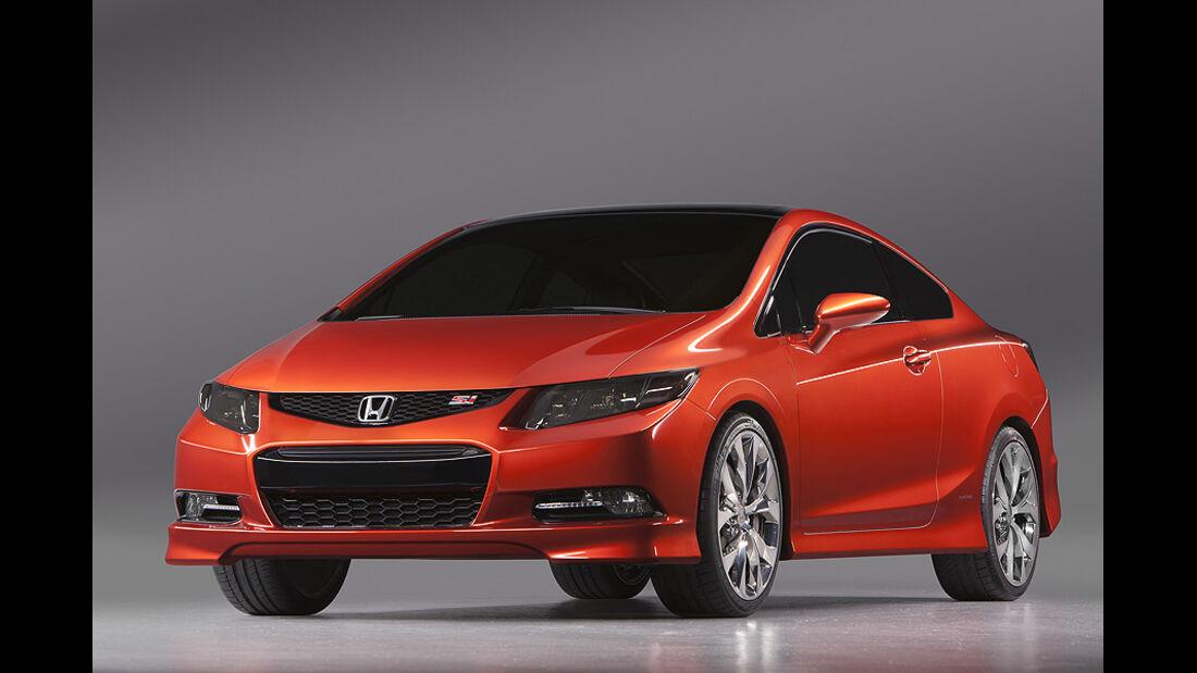 0111, Honda Civic Concept USA