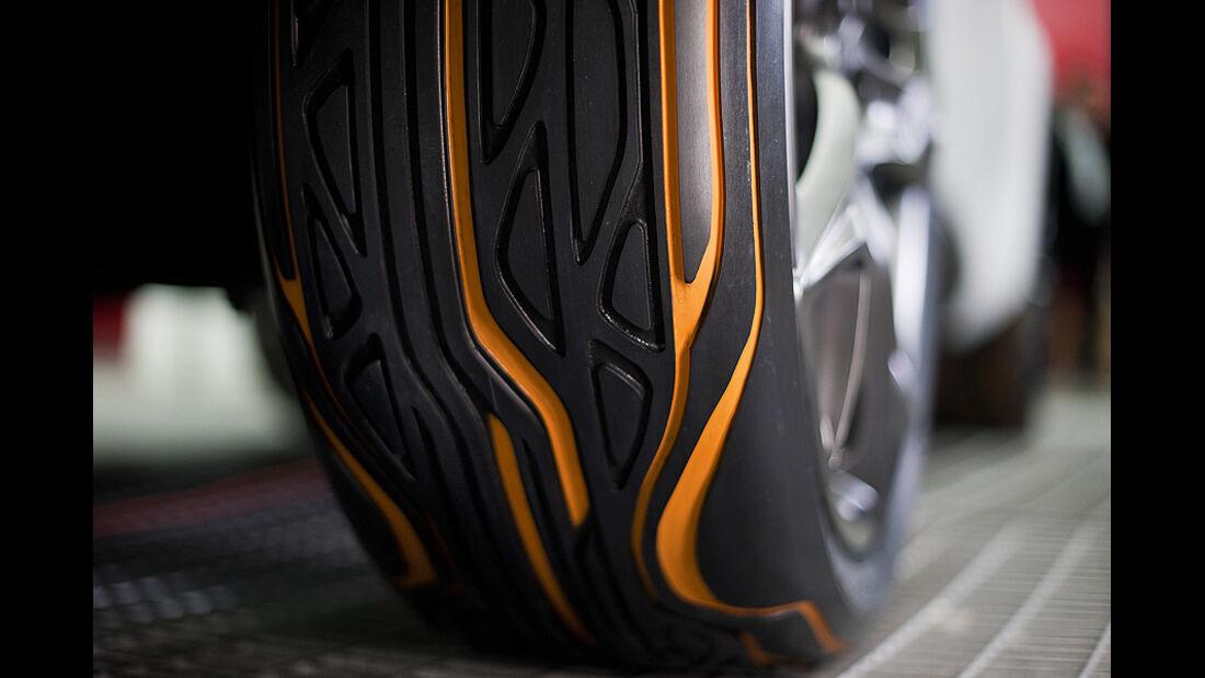 0111, Hyundai Curb Concept, Reifen