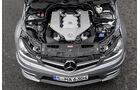 0111, Mercedes C-Klasse C63 AMG T-Modell, Motor