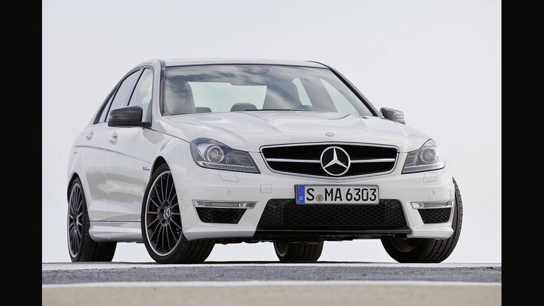 0111, Mercedes C-Klasse C63 AMG