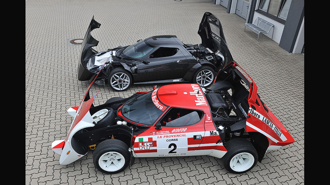0111, New Stratos, Lancia Stratos original