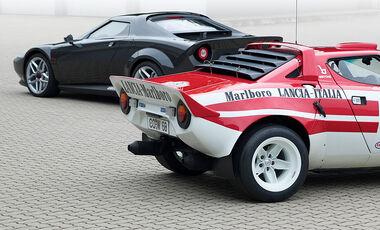 0111, New Stratos, Lancia Stratos original