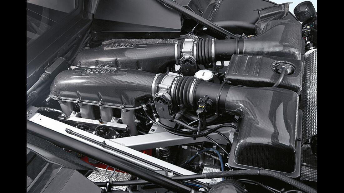 0111, New Stratos, Motor