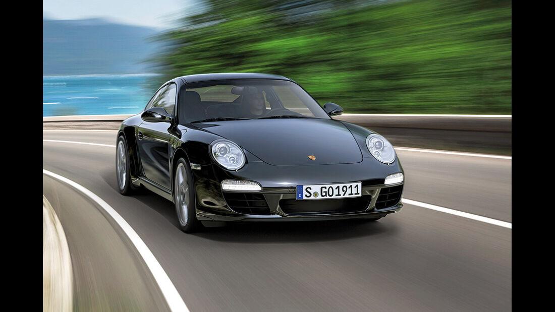 0111, Porsche 911 Sondermodell Black Edition
