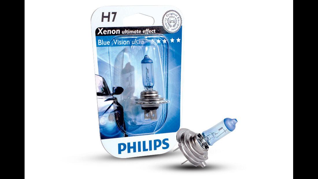 02/11 Glühlampentest H7-Lampen