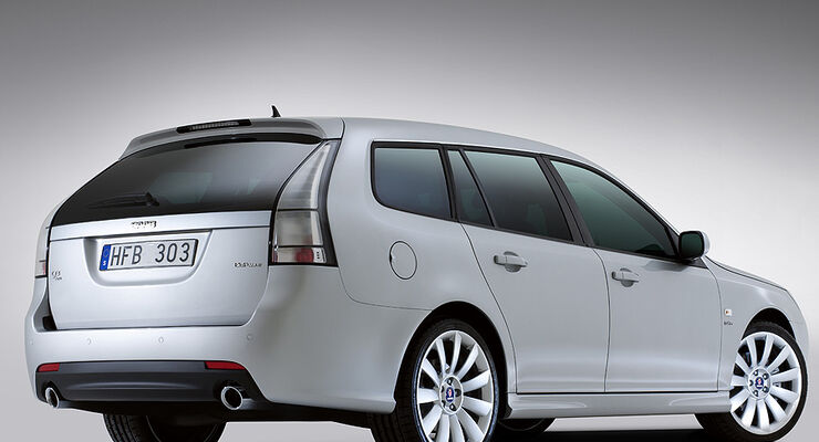 02/11 Saab 9-3, Facelift