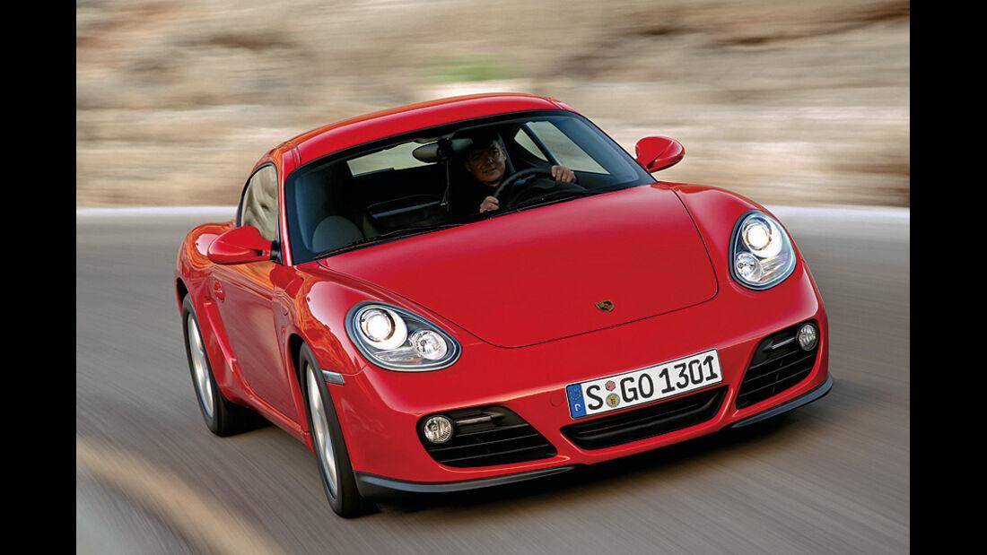 02/11 amospo05/2011, Betriebskosten, Porsche Cayman