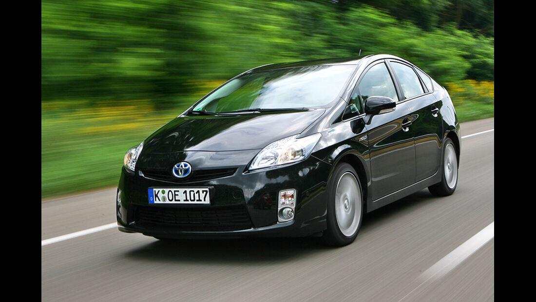 02/11 amospo05/2011, Betriebskosten, Toyota Prius