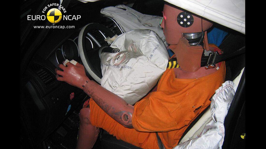 02/2011, EuroNCAP, Crashtest, Hyundai ix20, Dummy