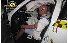 02/2011, EuroNCAP, Crashtest, Nissan Juke, Dummy