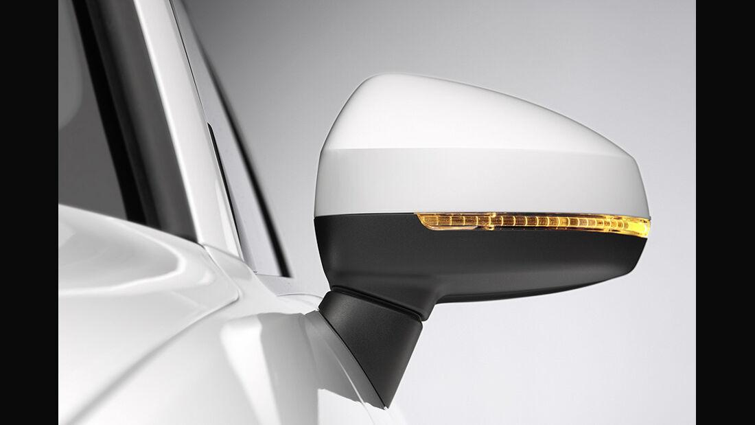 02/2012 Audi A3 , Außenspiegel