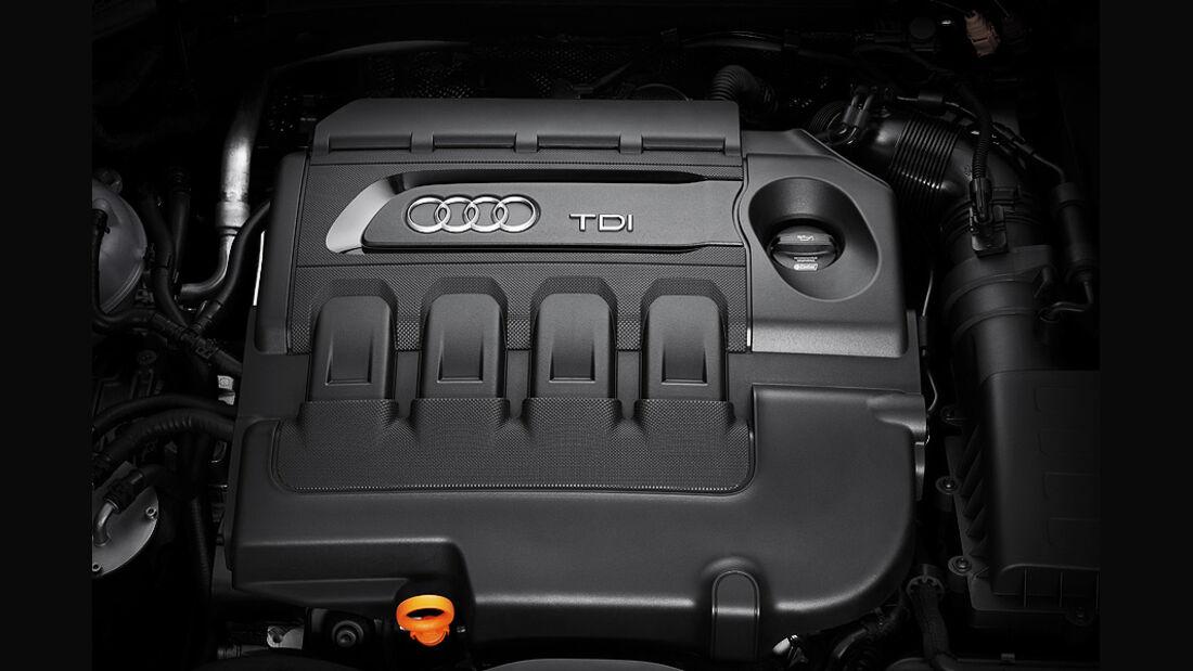 02/2012 Audi A3 , Motor, TDI