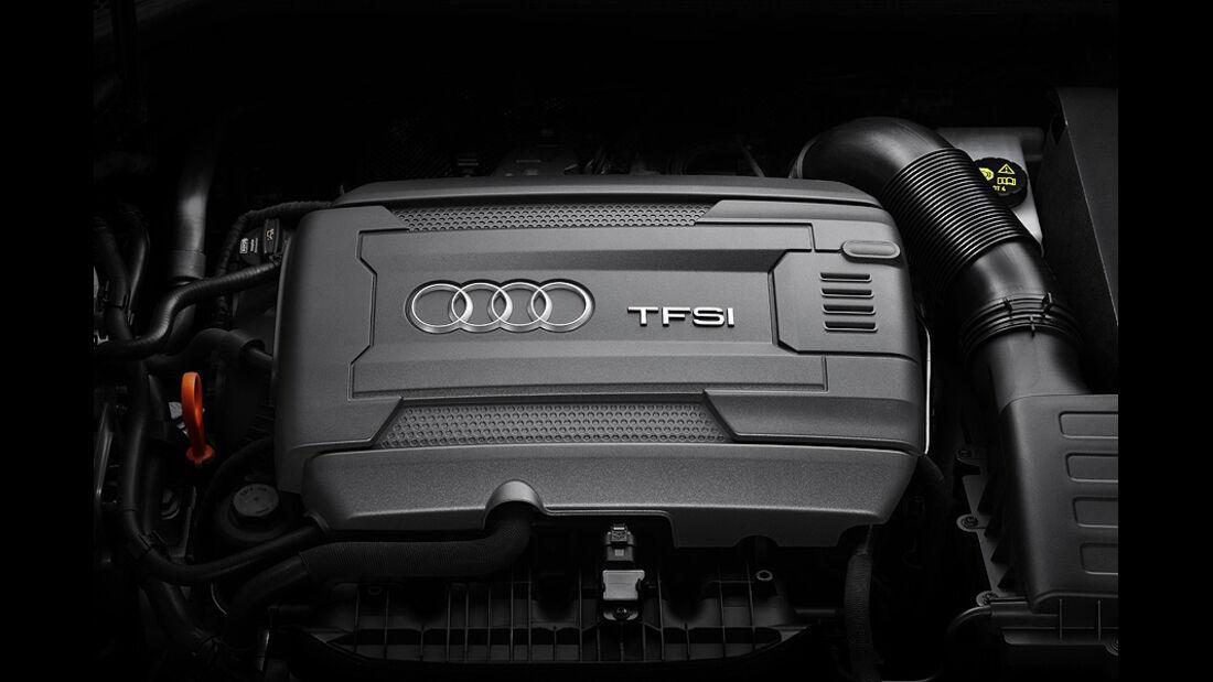 02/2012 Audi A3 , Motor TFSI