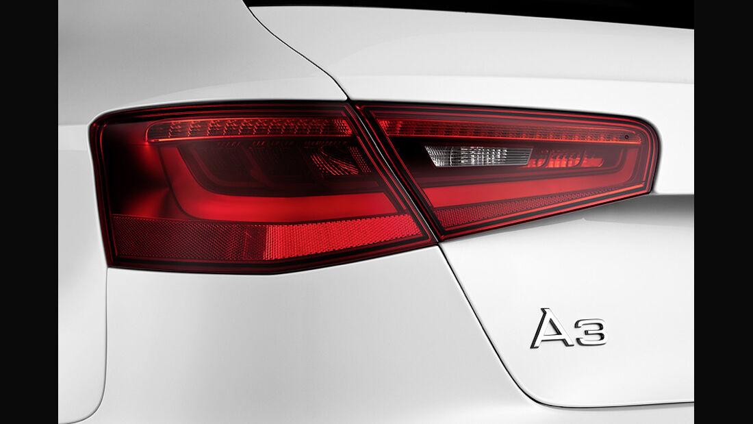 02/2012 Audi A3 , Rücklicht