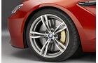 02/2012 BMW M6 Coupé, Felge, Bremse