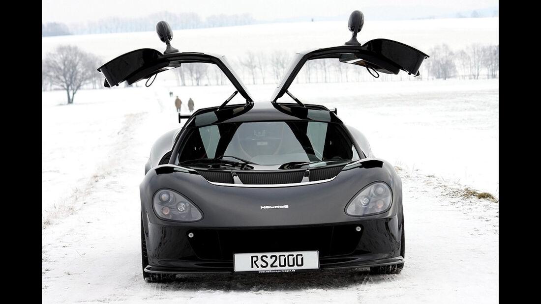 02/2012 Melkus RS 2000 Black Edition