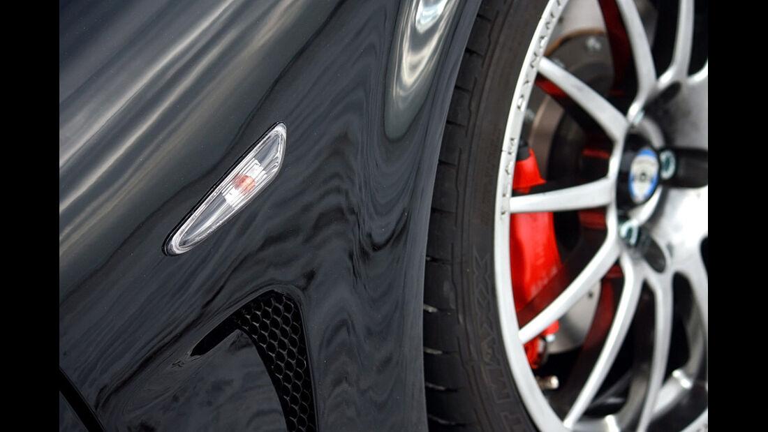 02/2012 Melkus RS 2000 Black Edition, Felge