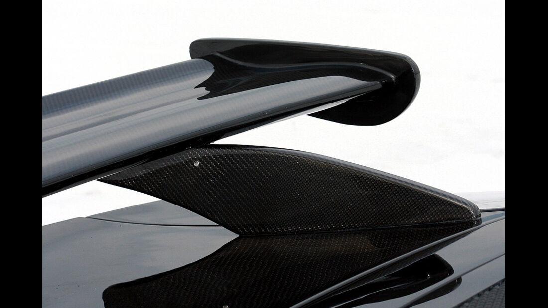 02/2012 Melkus RS 2000 Black Edition, Heckspoiler, carbon