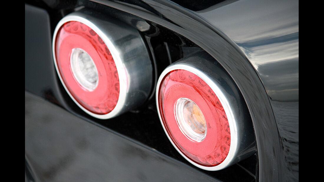 02/2012 Melkus RS 2000 Black Edition, Rücklichter