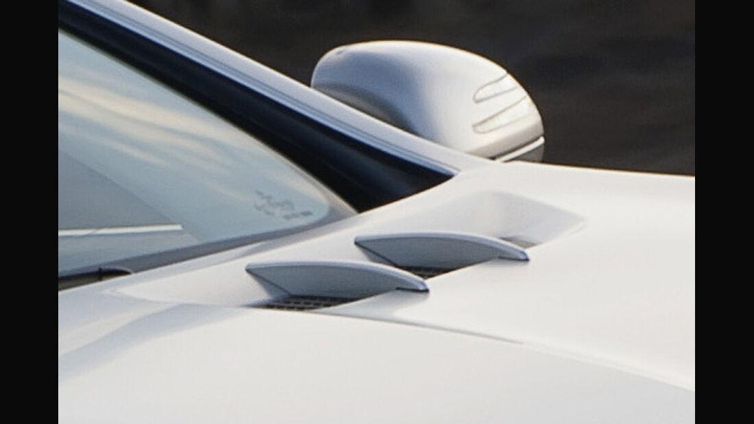 02/2012 Mercedes SL 63 AMG, Hutzen