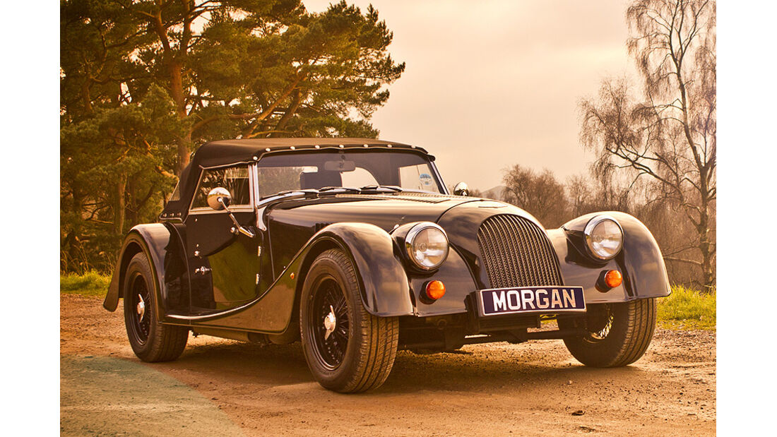 02/2012 Morgan Roadster 3.7