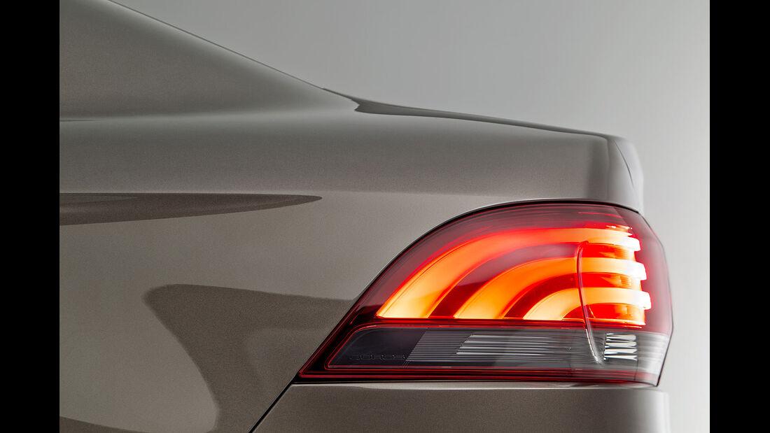 02/2013, Qoros 3 Sedan, Rücklicht