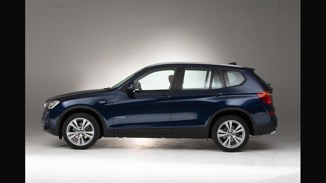 02/2014, BMW, X3