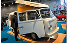 02/2014 - Bremen Classic Motorshow 2014, Wenig-km-Autos, mokla 0214