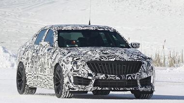 02/2014,Erlkönig,Cadillac CTS-V